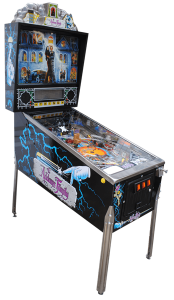 Hire pinball machine
